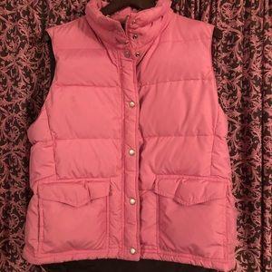 Vintage J Crew Puffer Vest